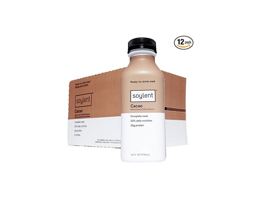 12 Pack Soylent Meal Replacement Drink for $24.41 at Amazon via Subscribe & Save