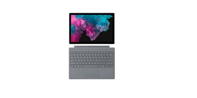 Microsoft – Surface Pro – 12.3 inch Touch Screen Intel Core M3 4GB Memory 128GB SSD With Keyboard Platinum