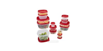 Rubbermaid 28pc Easy Find Lids Food Storage Set