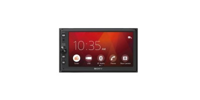 Sony 6.4 inch Android Auto or Apple CarPlay In-Dash Receiver