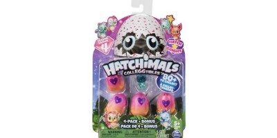 Hatchimals Season 4 4 PAck