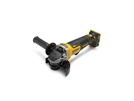 "DEWALT DCG413B 20V XR Brushless 4.5"" Angle Grinder, Baretool for $99.99 at eBay"