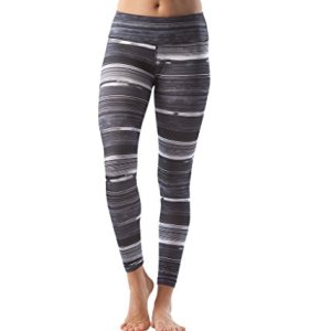 90 Degree By Reflex - Performance Activewear - Printed Yoga Leggings ...