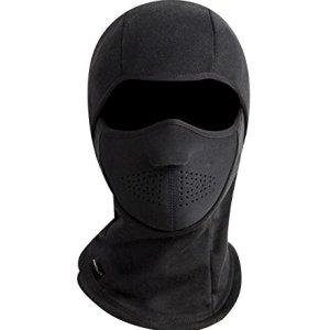 ZERDOCEAN Winter Windproof Fleece Full Face Motorcycle Ski Mask Balac...