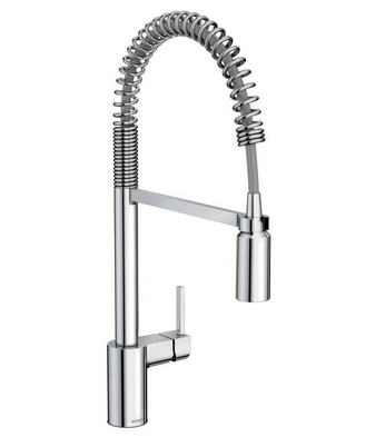 top kitchen faucets stainless steel shelf 20 best faucet reviews updated 2019 moen took our spot as the manufacturer of pull down with its align one handle pre rinse spring in