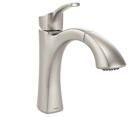 top kitchen faucets rehab 20 best faucet reviews updated 2019 as moen is one of the manufacturers bathroom and you shouldn t feel surprised that its voss handle high arc pullout