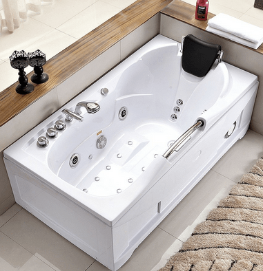 25 Best Bathtub Reviews 2019 Acrylic Luxury Walk In
