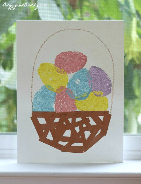 20 Easter Crafts For Preschoolers The Best Ideas For Kids