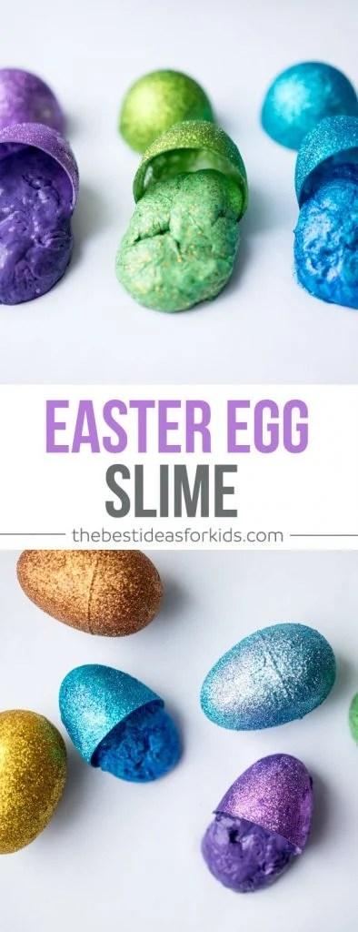 Easter Egg Slime