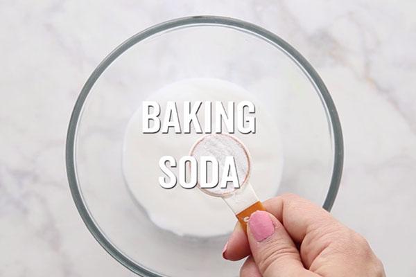 Add Baking Soda