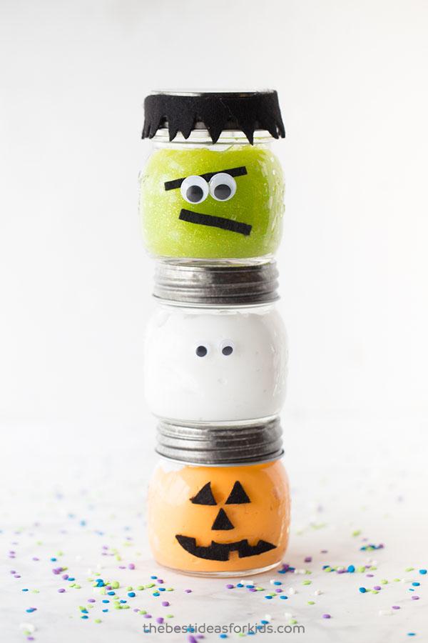 Halloween Slime for Kids