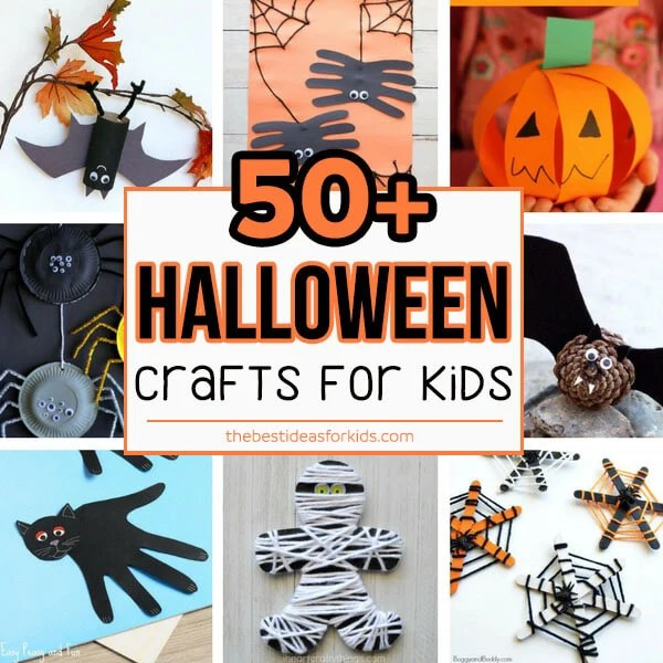 50 halloween crafts for