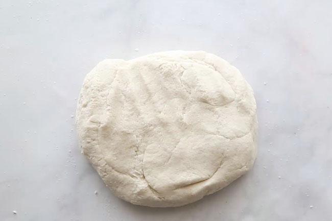 Dough for Christmas Salt Dough Decorations