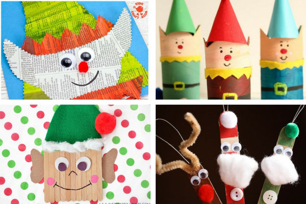 Christmas Craft Ideas 2019