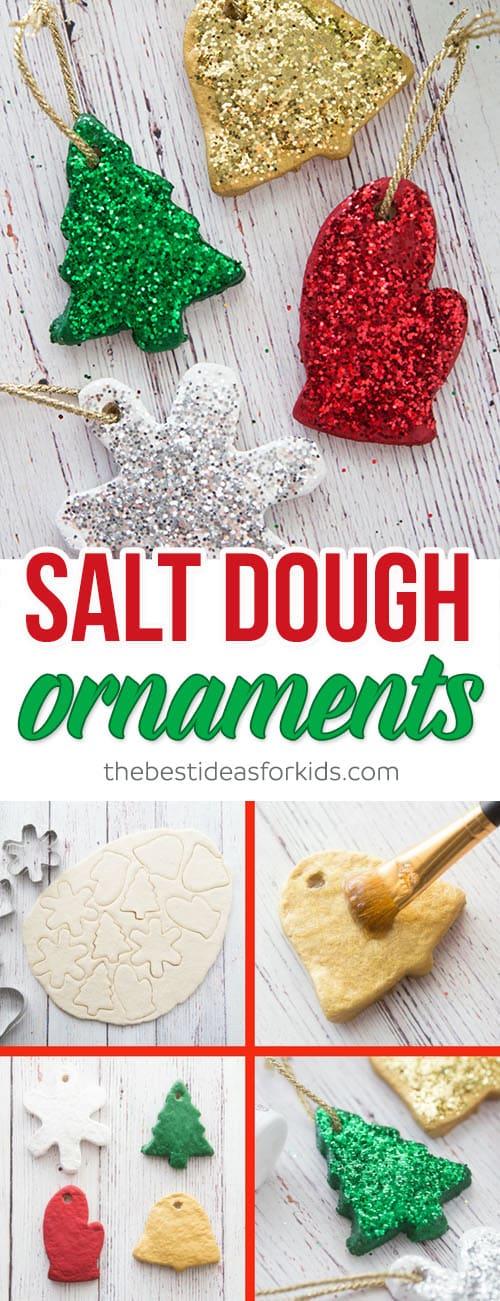 How to make salt dough recipe
