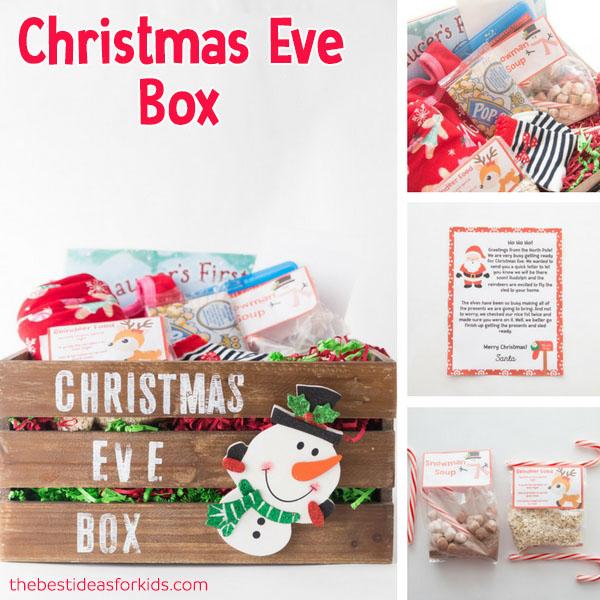 christmas eve box diy