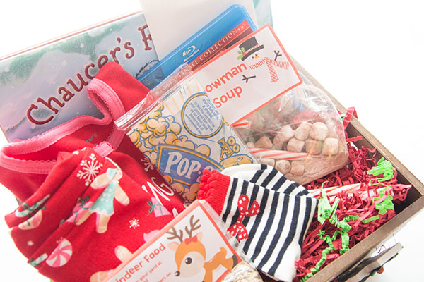 Christmas Eve Gift Box Ideas For Adults