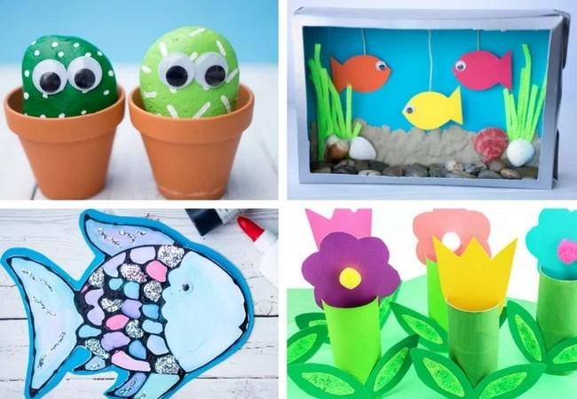 100 easy craft ideas