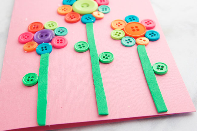 Button Card Craft