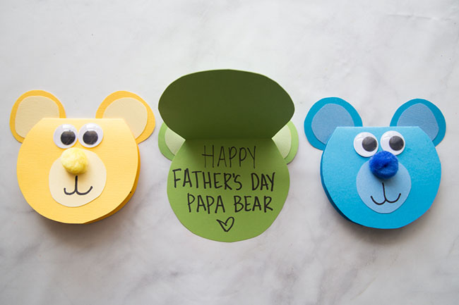 Fathers Day Crafts The Best Ideas For Kids