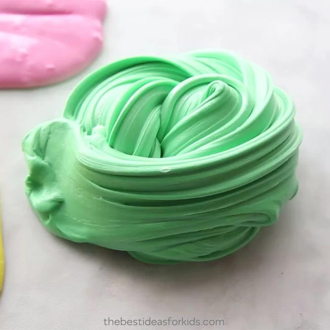 Clay Butter Slime