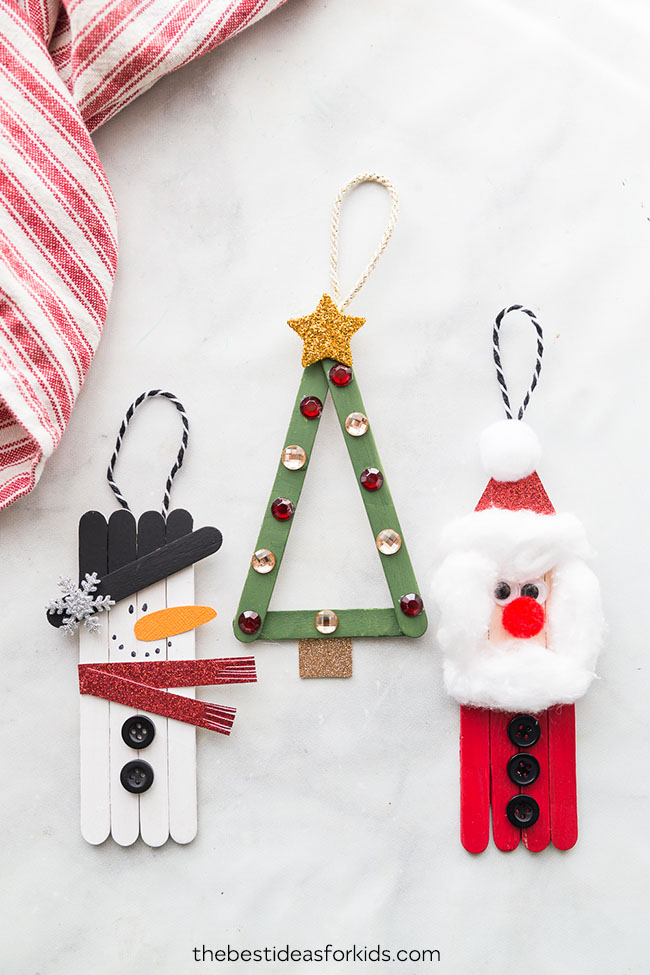 ornaments crafts for kids