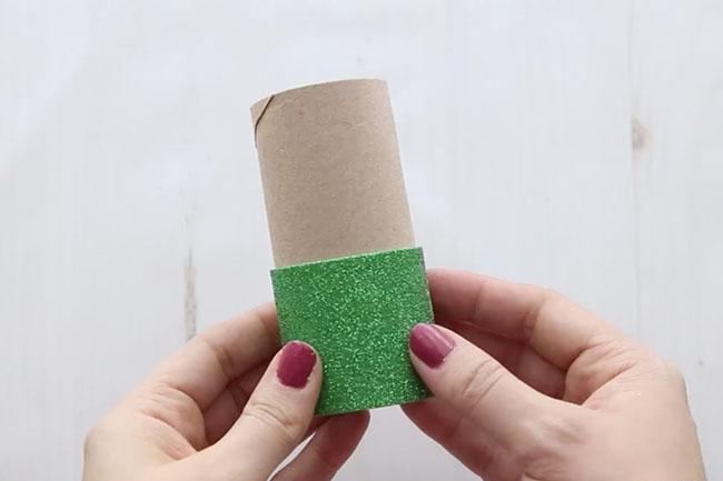 Paper Roll for Leprechaun