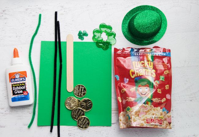 Leprechaun Trap Ideas Supplies