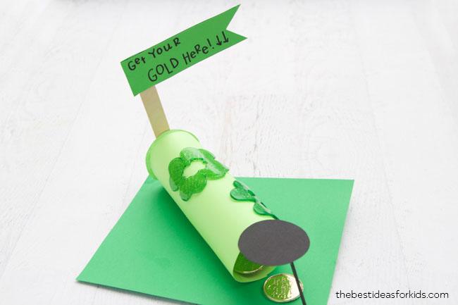 Leprechaun Trap Ideas for St Patrick's Day