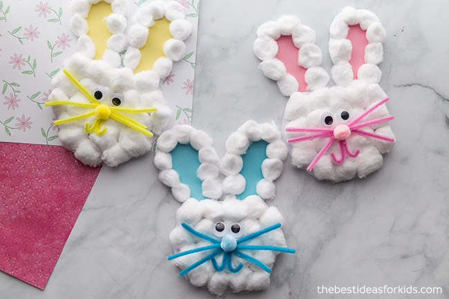 Bunny Craft for Easter