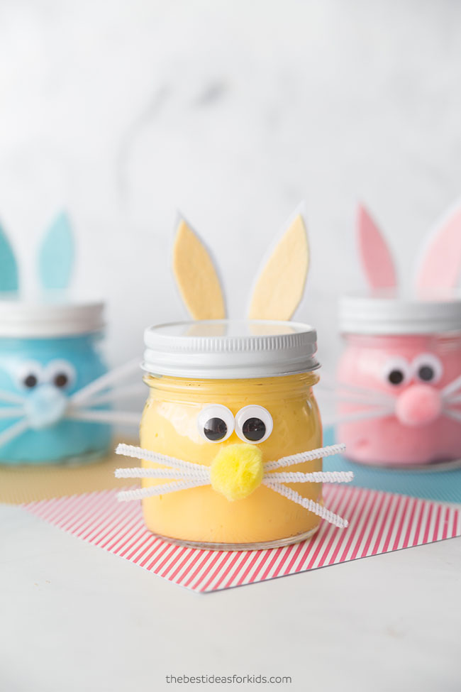 Bunny Slime Recipe