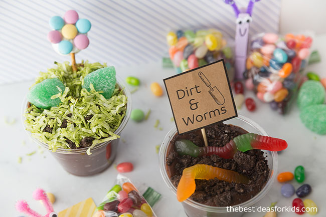 Spring Treat Ideas for Kids
