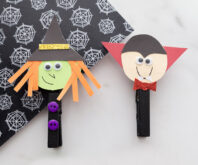 Halloween Clothespins