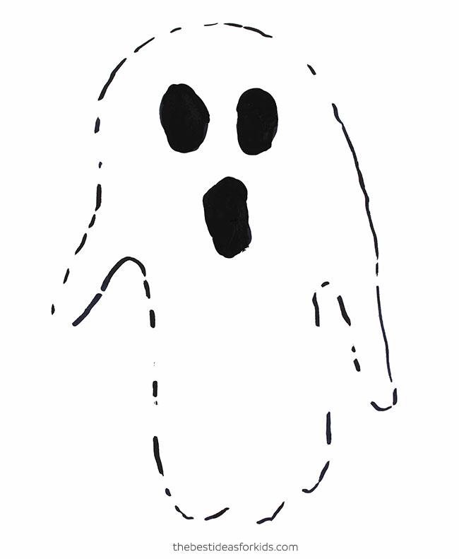 Ghost Handprint