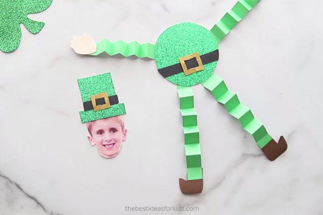 Make Leprechaun Hat