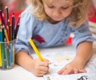Homeschool Kindergarten Schedule