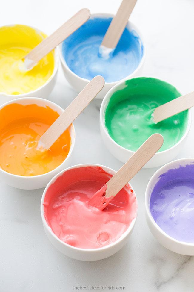 DIY Puffy Paint