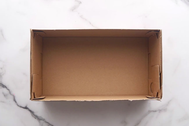 Shoe Box for Counting Box