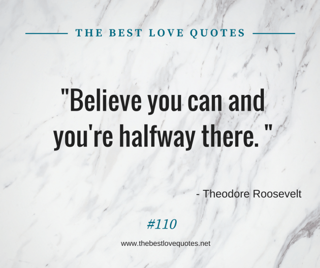 Inspirational Quotes By Theodore Roosevelt