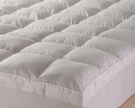 feather mattress topper