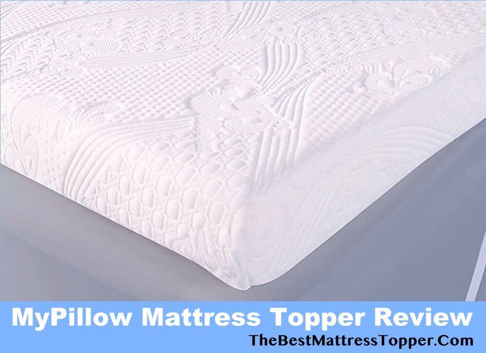 my pillow mattress topper reviews who