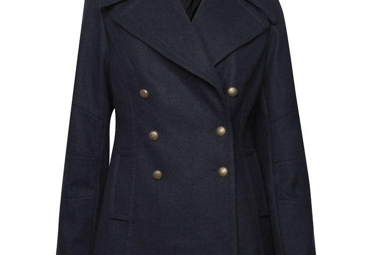 Daily Look | Finally, a Pea Coat!