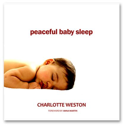 Giveaway {closed } | Peaceful Baby Sleep Book Review