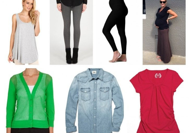 My Maternity Wear Must-Haves