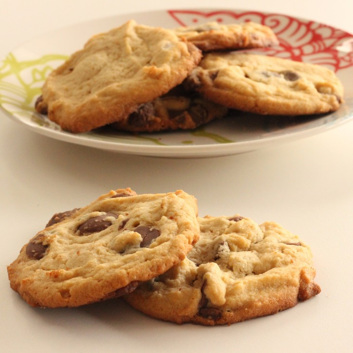 Cook, Eat | The BEST Peanut Butter Chocolate Chip Cookie Recipe