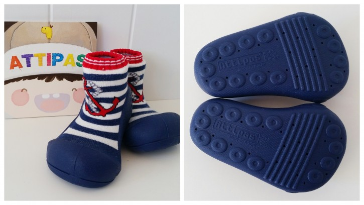 Acquisitions | Attipas First Step Toddler Shoes