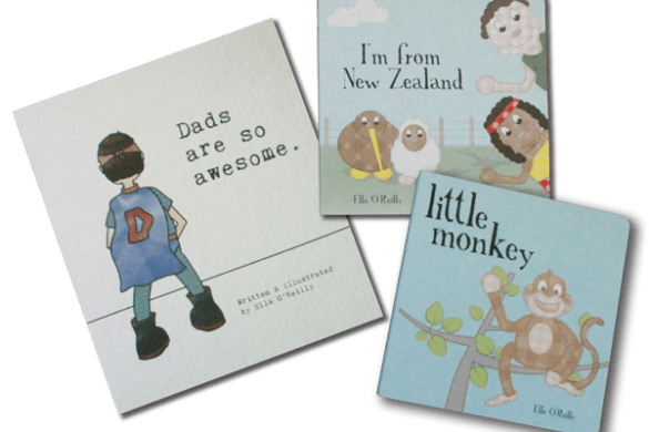 Onemum Kids books New Zealand