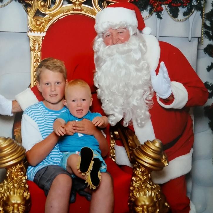 Easing into the Christmas Spirit