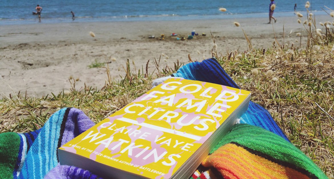 New Zealand's Top Mummy Blogger Blog Book Review Gold Fame Citrus