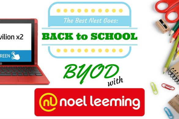 New Zealand's Top Mummy Blogger Blog School BYOD Windows Tablet